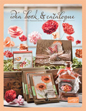 Presenting the  Stampin' Up! 2011-12 Idea Book and Catalog