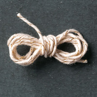 Gold Baker's Twine