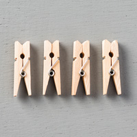 Clothespins by Stampin' Up!