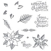 Reason for the Season Photopolymer Stamp Set by Stampin' Up!