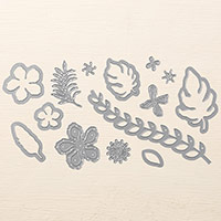 Botanical Builder Framelits Dies by Stampin' Up!