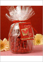 Valentine Treat Jar image