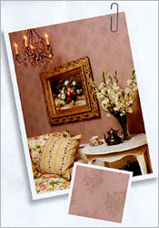 Damask Definitely Decorative room image