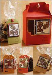 Thanksgiving party favors image
