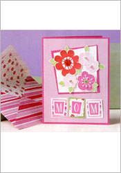 Beads & Blossoms Card image