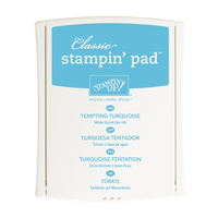 Tempting Turquoise Classic Stampin' Pad