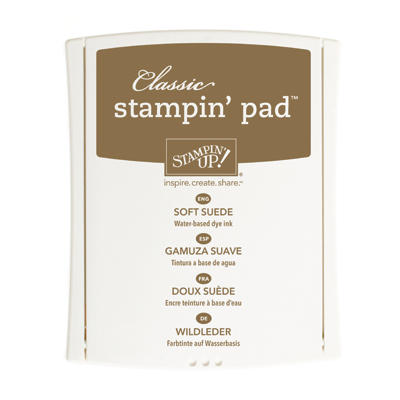 126978 - Neutrals Collection Soft Suede Stamp Pad