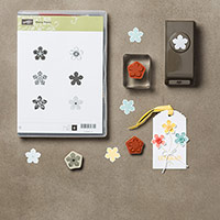 Petite Petals Clear-Mount Bundle by Stampin' Up!