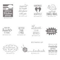 Better than Email Photopolymer Stamp Set