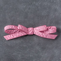 Sweet Sugarplum 3/8 (1 cm) Ruched Ribbon