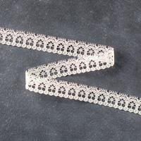 Very Vanilla 1/2 (1.3 cm) Lace Trim