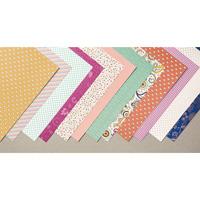 Petals & Paisleys Specialty Designer Series Paper