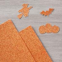 Pumpkin Pie Glimmer Paper
