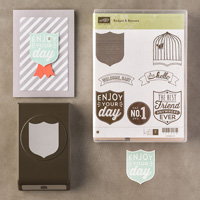 Badges & Banners Wood-Mount Bundle