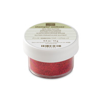 Real Red Glitter Stampin' Emboss Powder