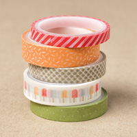 Tasty Treats Designer Washi Tape
