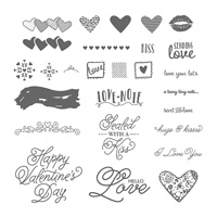 Sealed with Love Photopolymer Stamp Set