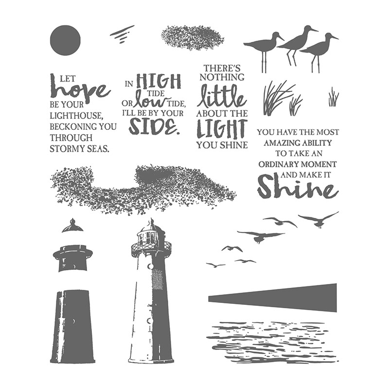 High Tide stamp set | Images © Stampin' Up!