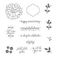 So in Love Clear-Mount Stamp Set