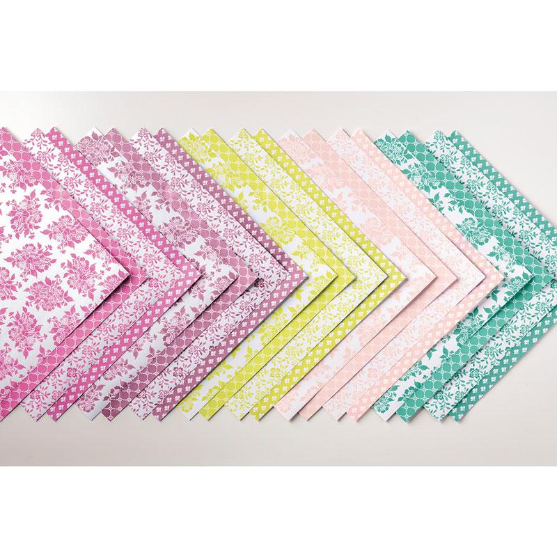 144131 - Fresh Florals Designer Series Paper