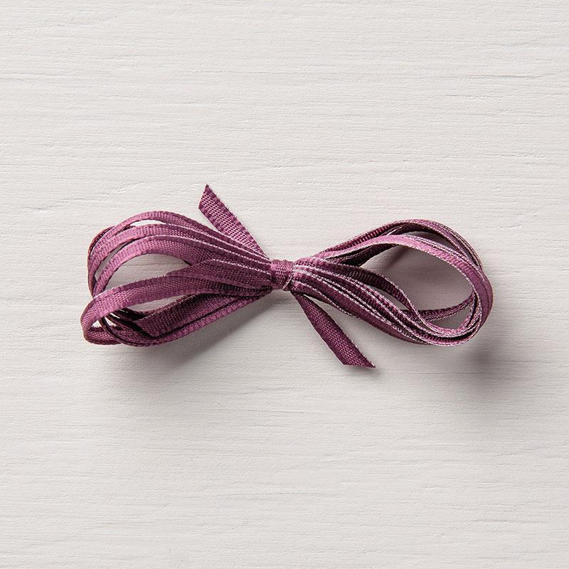 """144174 - 1/8"""""""" (3.2mm) Sheer Fresh Fig Ribbon"""