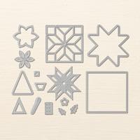 Quilt Builder Framelits Dies