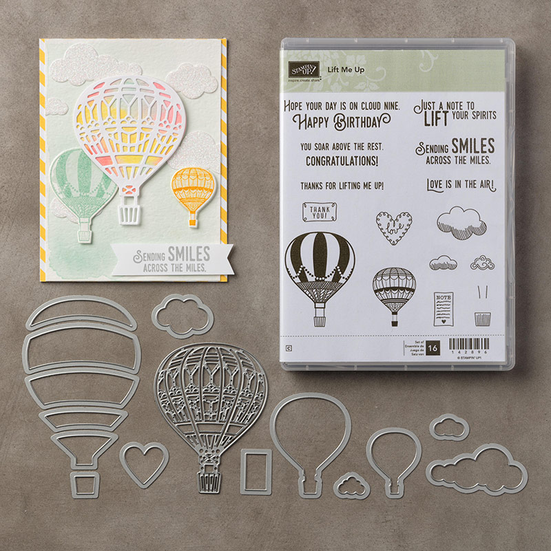 Lift Me Up Bundle, Stampin' Up!