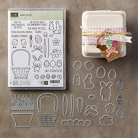 Basket Bunch Photopolymer Bundle