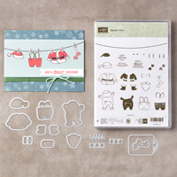 Santa's Suit Photopolymer Bundle