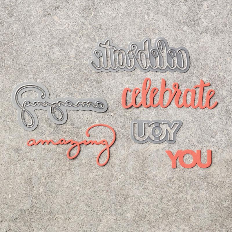 146840 - Celebrate You Thinlits Dies
