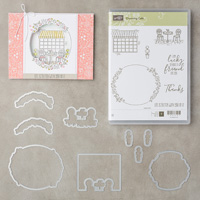 Charming Café Clear-Mount Bundle