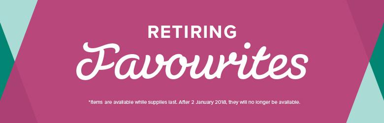 Retiring Favourites